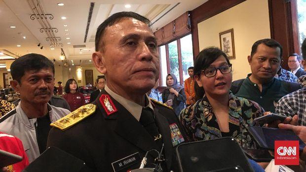 Iwan Bule mengatakan berencana membentuk tim pengamanan khusus untuk Timnas Indonesia. (