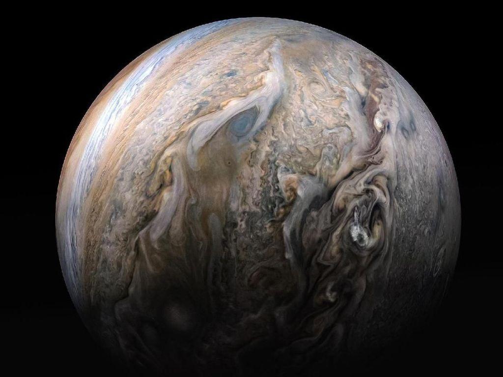 Foto-foto Luar Angkasa Paling Keren di 2019 Jepretan Teleskop Hubble