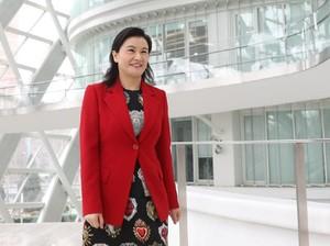 3 Kunci Sukses Wanita Terkaya yang Tak Lulus SMA