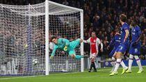 Banjir Gol Chelsea Vs Ajax Berakhir Imbang
