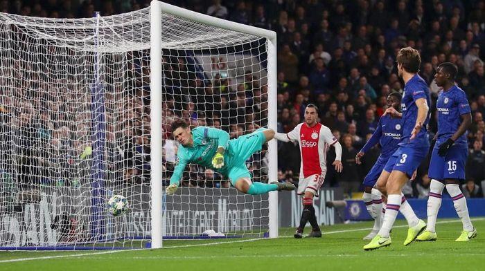 Chelsea tertinggal 1-3 atas Ajax Amsterdam di babak pertama (Foto: Photo by Catherine Ivill/Getty Images)