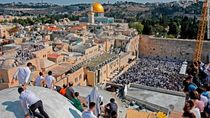 Israel Setujui Proyek Kereta Gantung Kontroversial di Yerusalem