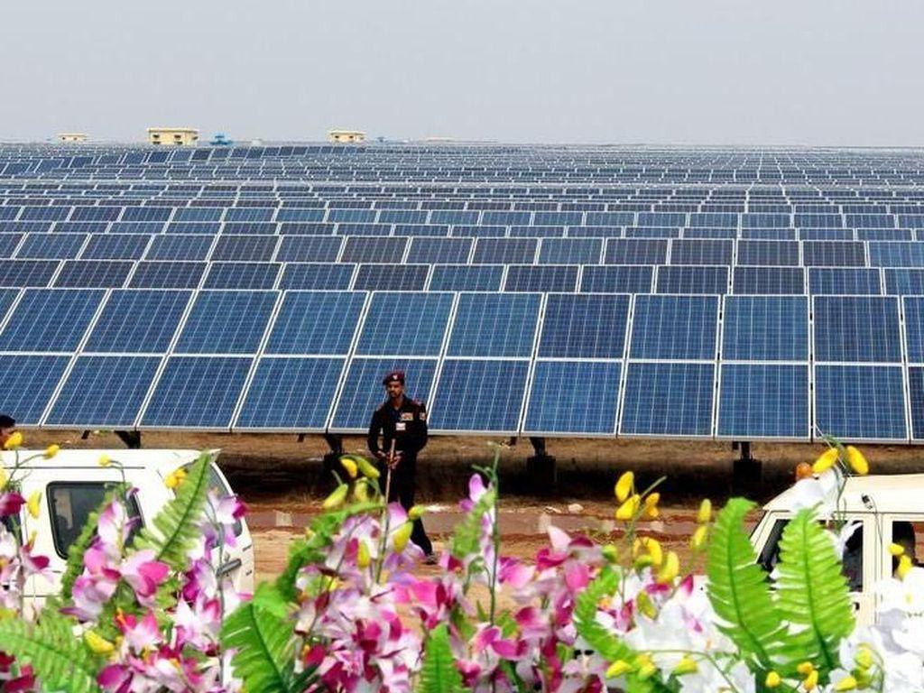 Asia Tenggara Mulai Beralih ke Energi Surya