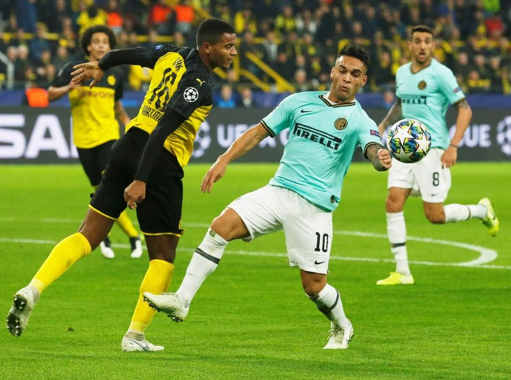 Inter Kalah karena Kurang Konsentrasi dan Intensitas Menurun