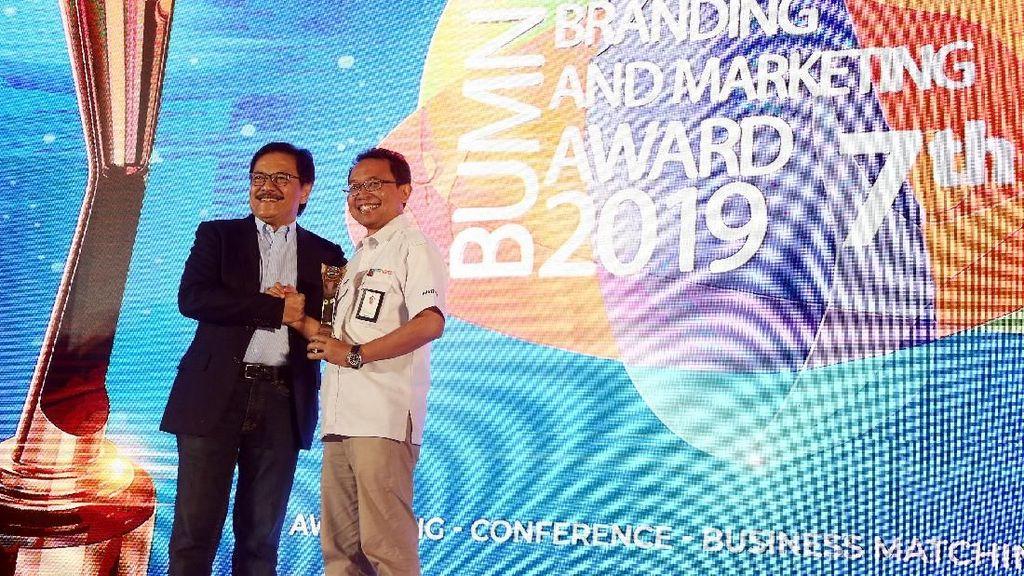 Ini Jawara Penghargaan BUMN 2019