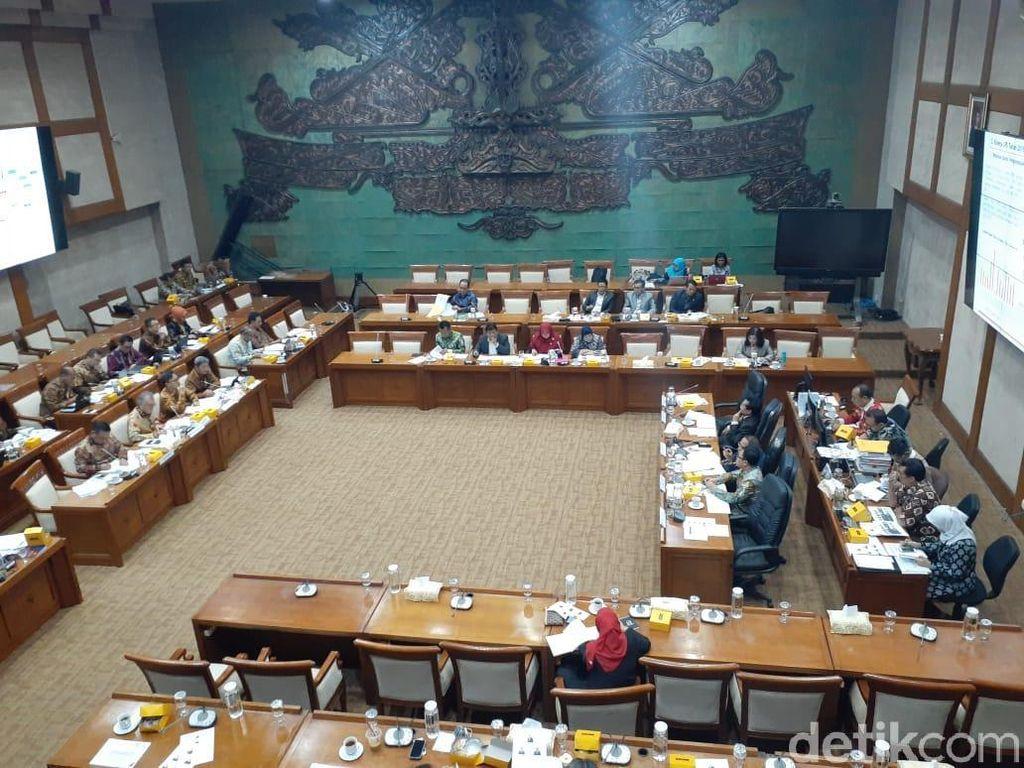 Bos LPS Dipanggil DPR Bahas Evaluasi Kinerja dan Rencana 2020