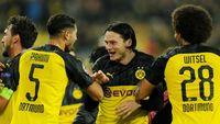 Kunci Kemenangan Dortmund atas Inter: Gas Pol di Babak Kedua