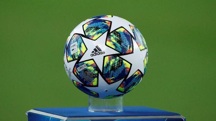 Hasil lengkap Liga Champions dini hari WIB tadi (REUTERS/Albert Gea)