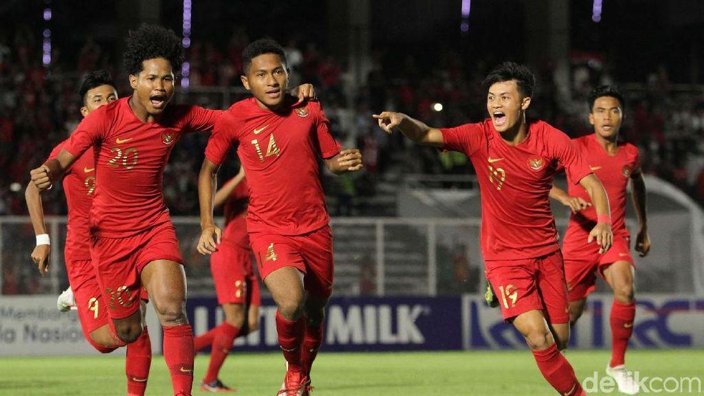Timnas Indonesia U-19 Hajar Timor Leste