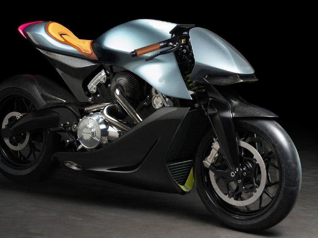 Gagahnya Motor Buatan Aston Martin