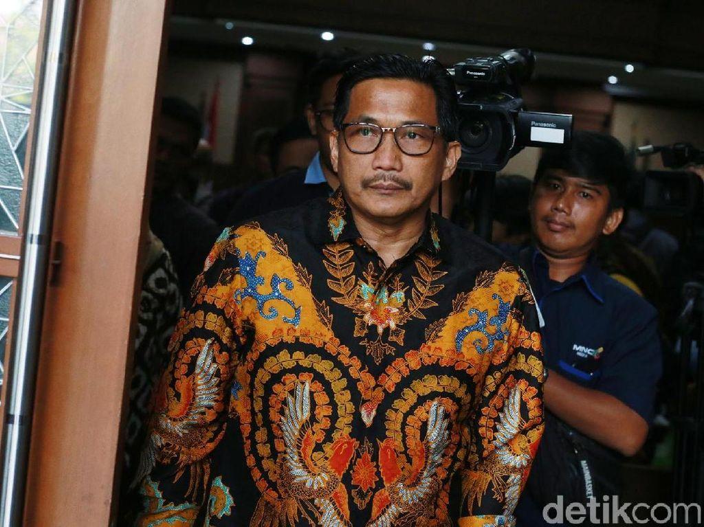 Bowo Sidik Dituntut 7 Tahun Penjara Plus Ganti Rugi Rp 52 Juta