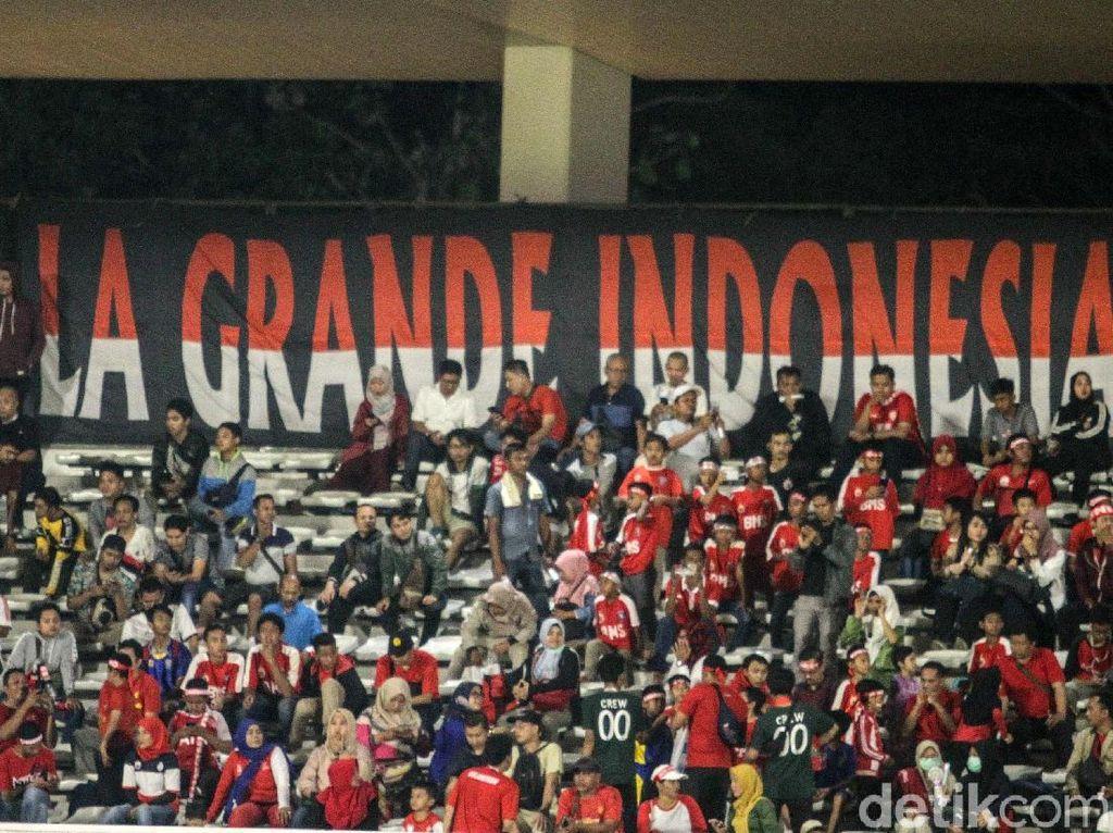 Abaikan Boikot Suporter, Timnas U-19 Tetap Habis-habisan untuk Indonesia