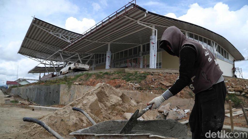 Harapan di Balik Renovasi Bandara Krayan Kalimantan Utara