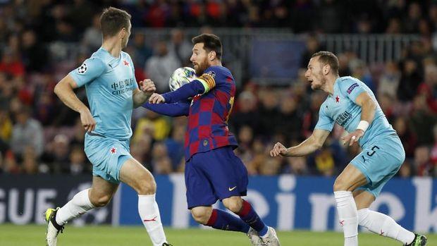 Messi dan Ronaldo Masih Tumpul di Liga Champions