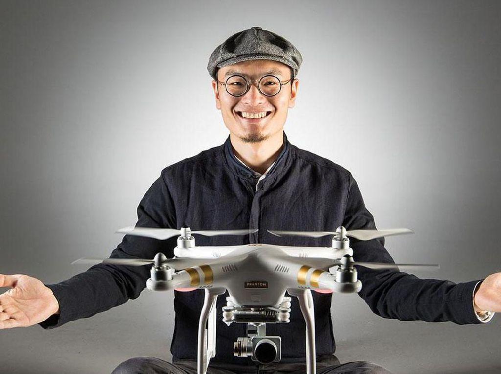 Pria Ini Punya Harta Rp 62 Triliun dari Jualan Drone