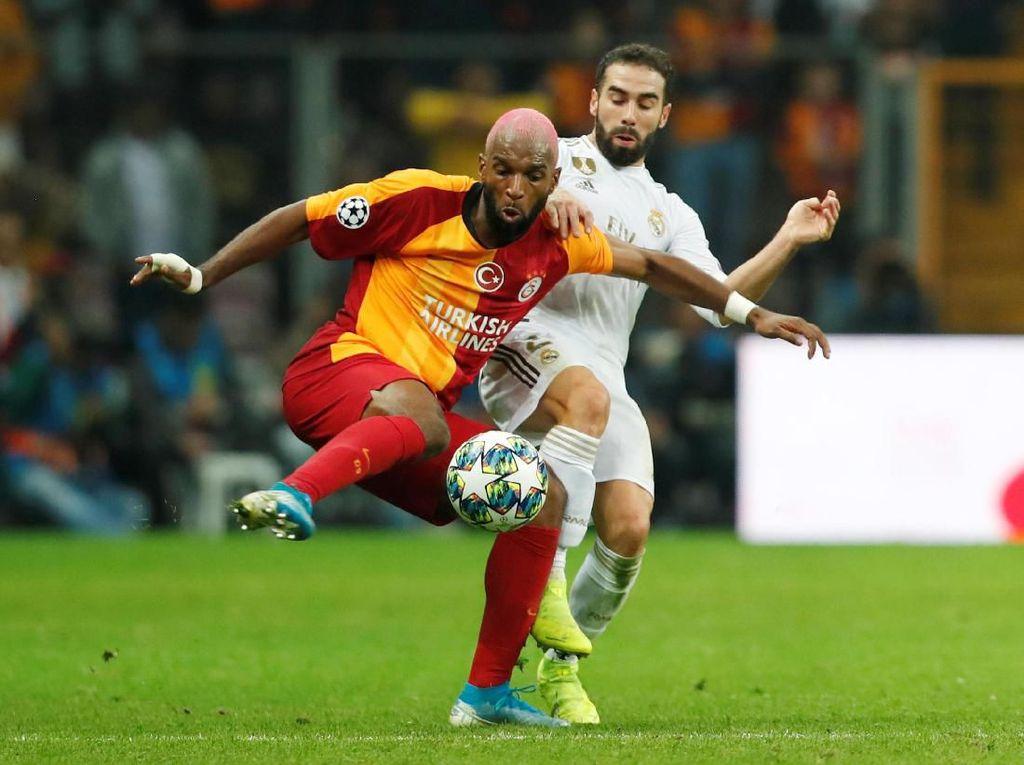 Hadapi Laga Hidup-Mati, Galatasaray Pantang Ciut di Markas Madrid
