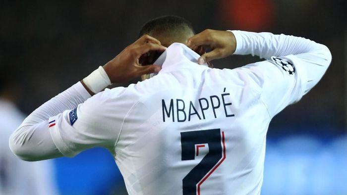 Kylian Mbappe diklaim memimpikan bergabung Real Madrid. (Foto: Dean Mouhtaropoulos / Getty Images)
