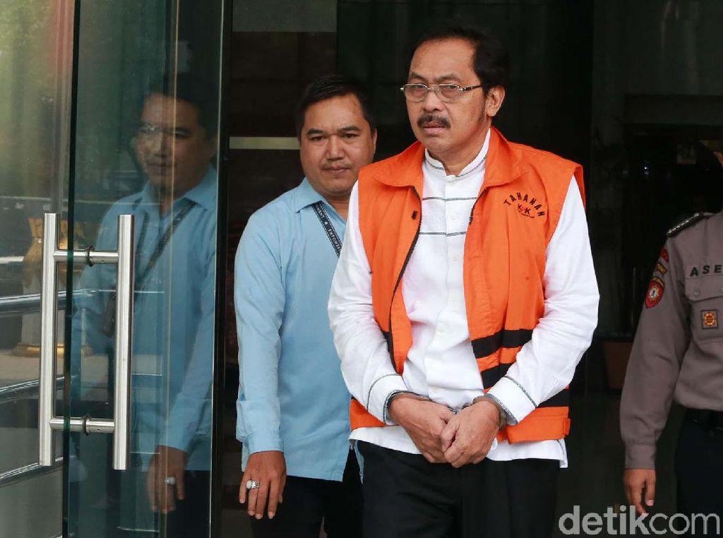 Gubernur Kepri Nonaktif Juga Didakwa Terima Gratifikasi Rp 4,2 M