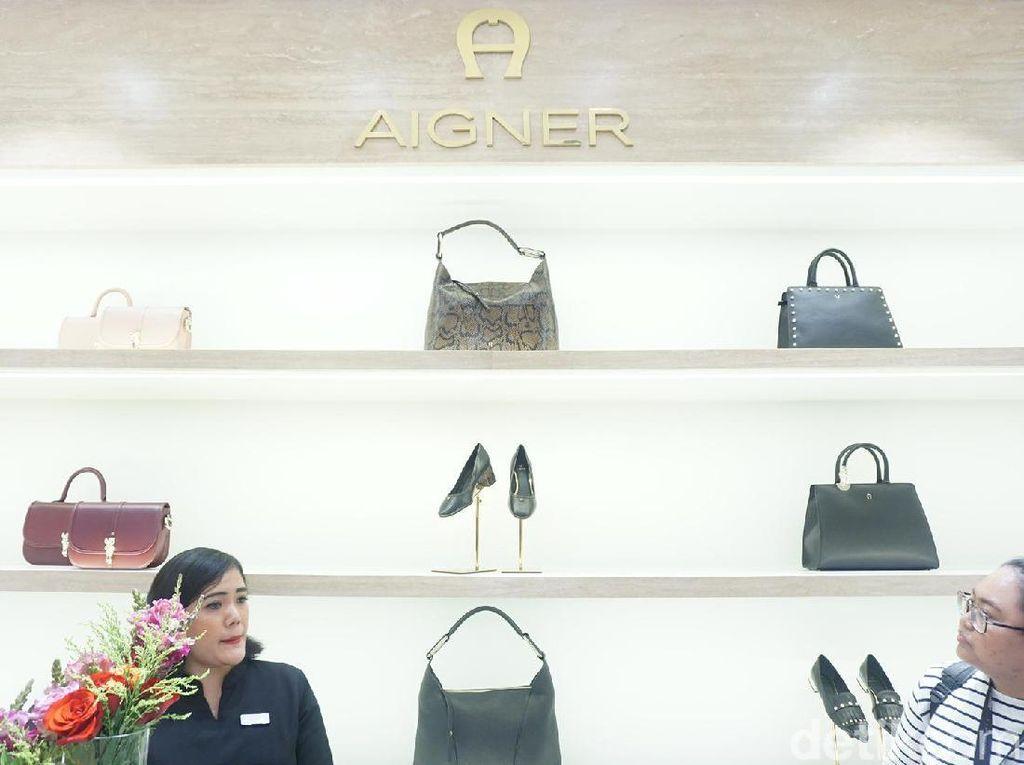 Elegan dan Chic, Wajah Baru Butik Aigner di Pondok Indah Mall 2