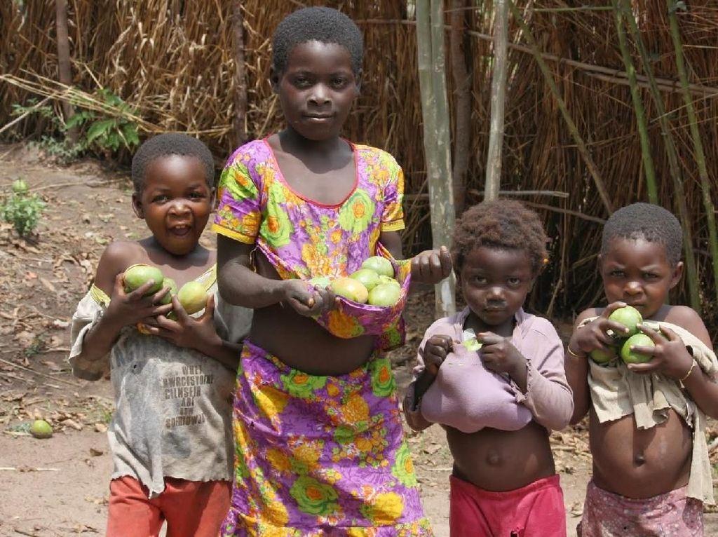 Sedih! Ini 5 Negara yang Dilanda Kelaparan Paling Ekstrem di Dunia
