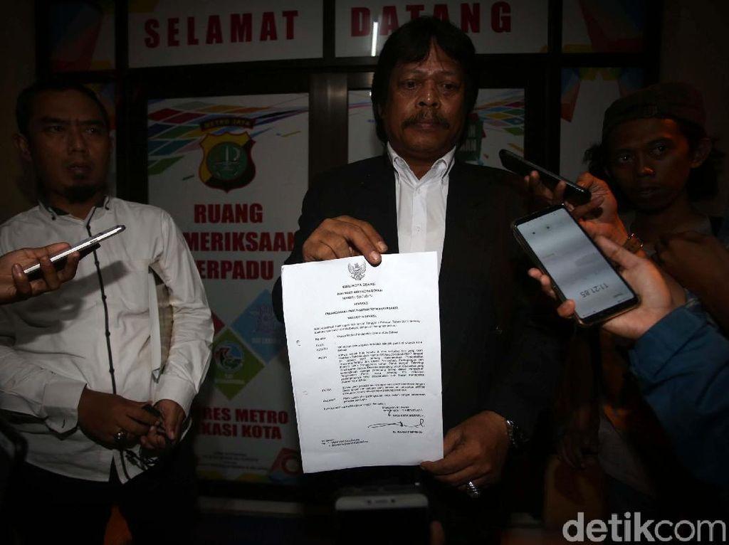 Ini Penampakan Surat Tugas Ormas Jaga Parkir di Bekasi yang Jadi Polemik