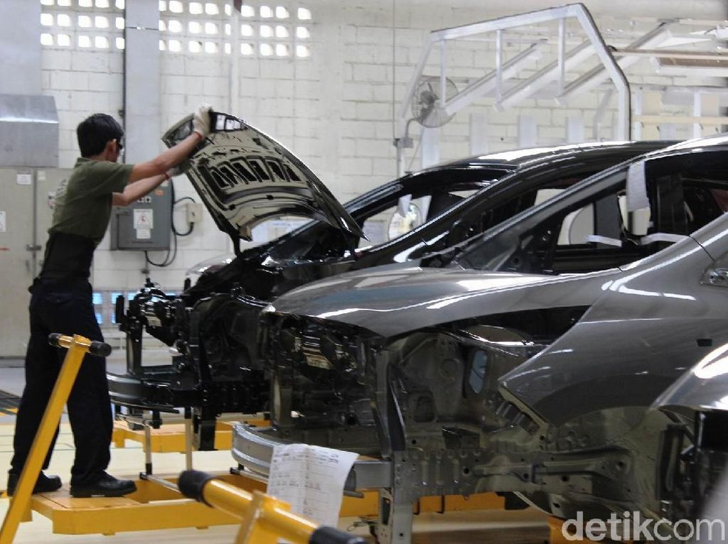 Kemenperin Optimistis Industri Otomotif Dapat Bangkit Lewat Platform Digital
