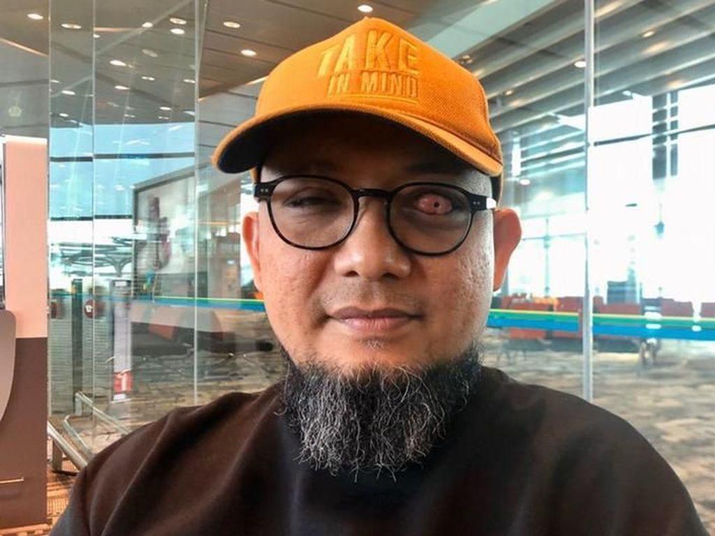 Berbalas Lapor Polisi Dewi Tanjung vs Pendukung Novel