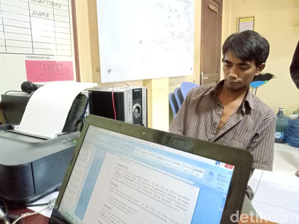 Pelaku Pembacokan di Probolinggo Ditangkap, Istrinya Diselingkuhi Korban