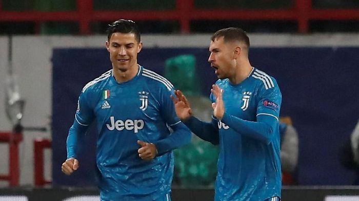 Ramsey Sudah Minta Maaf pada Ronaldo Usai 'Curi' Golnya