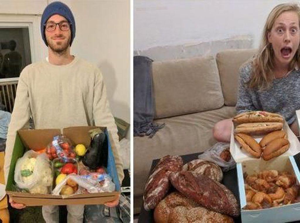 5 Orang Ini Buktikan Makan Sampah Bikin Hemat Sekaligus Kenyang