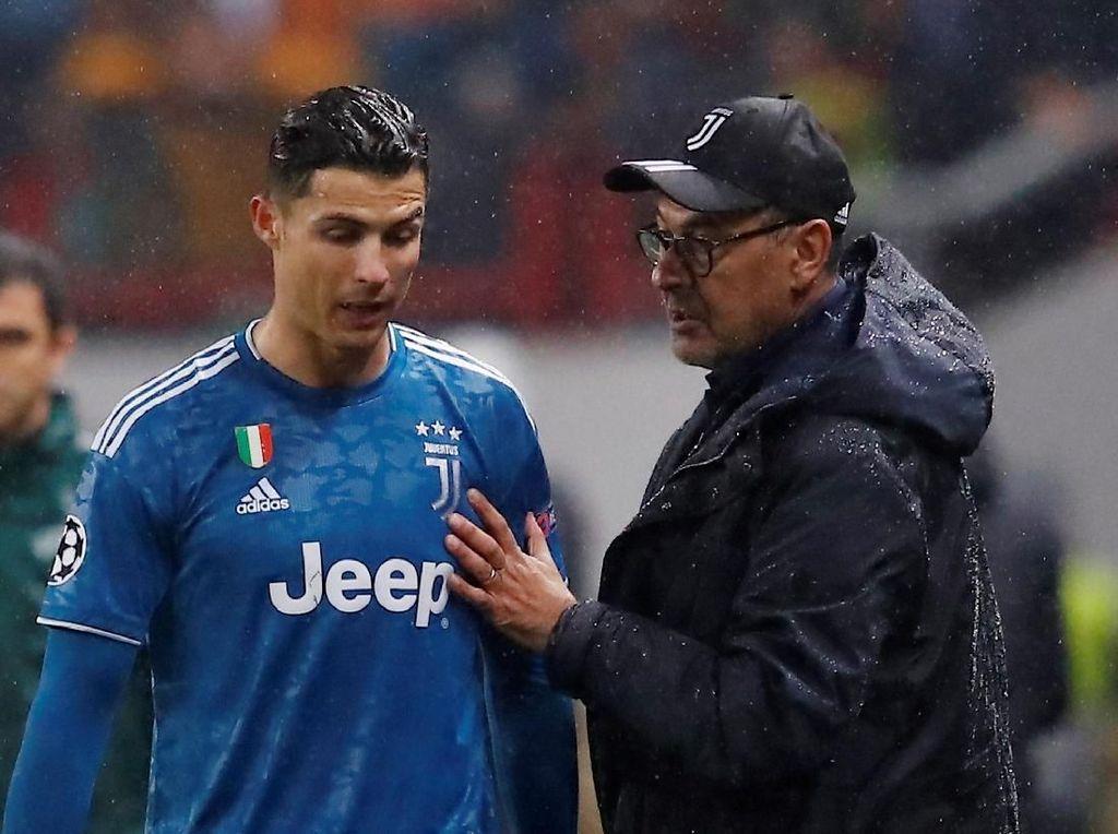 Juventus Akan Bahas Polemik Ronaldo Selekas-lekasnya
