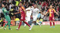 Bikin Hat-trick, Rodrygo Samai Rekor Raul dan Rooney