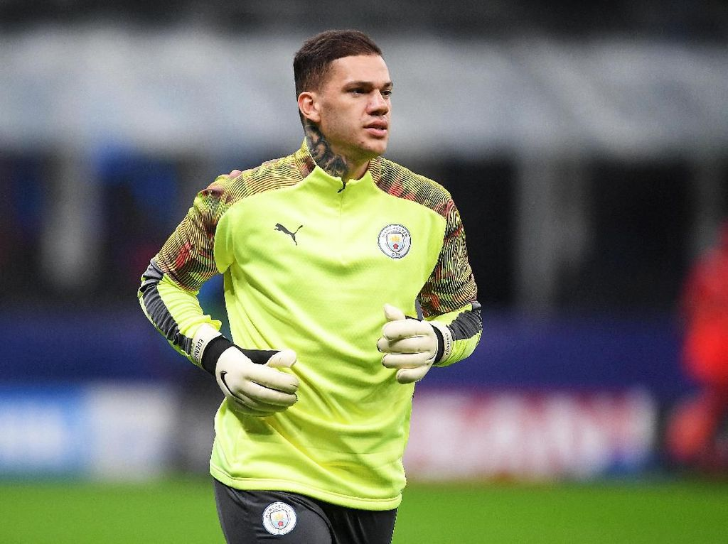 Manchester City Vs Chelsea: The Citizen Berpeluang Mainkan Ederson