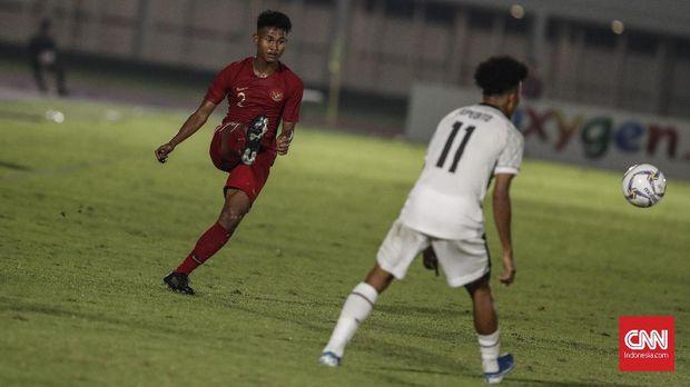 Babak I: Timnas Indonesia U-19 Korea Utara