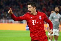 Robert Lewandowski, mesin gol Bayern Munich