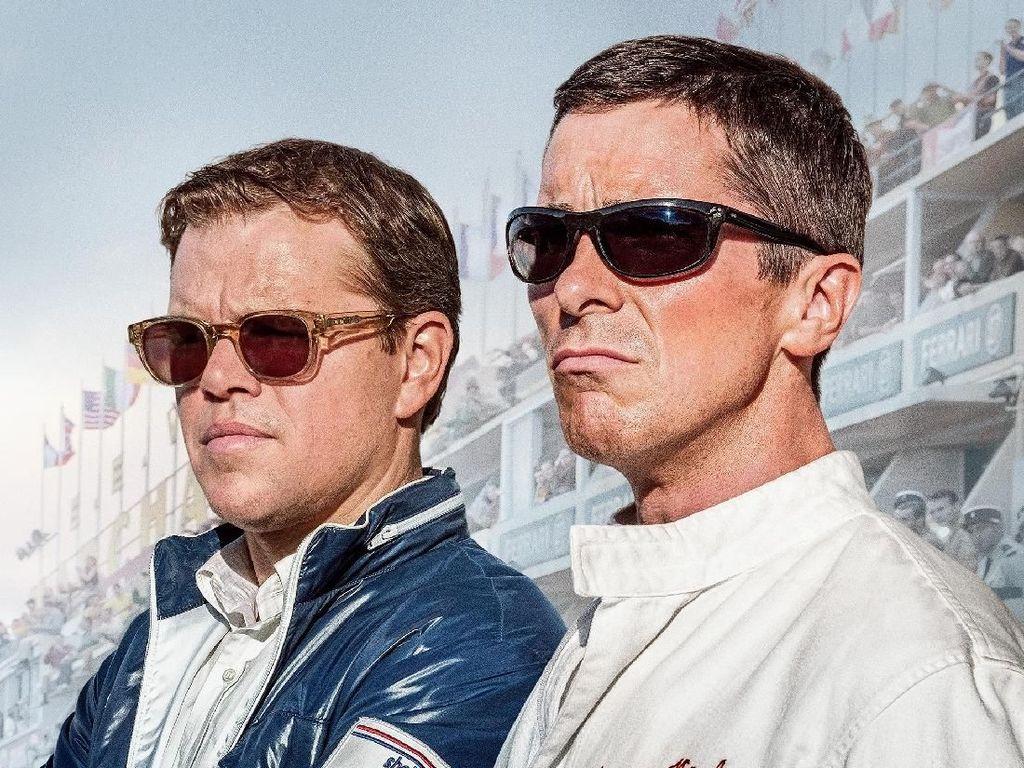 Selamat! Ini Pemenang Kuis Nonton Ford v Ferrari Bareng detikHOT