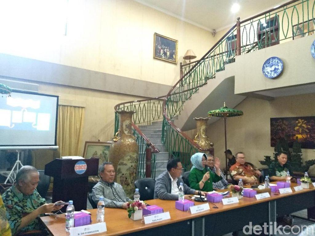 Din: RI Belum Punya Cetak Biru, Sulit Capai Cita-cita Indonesia Maju