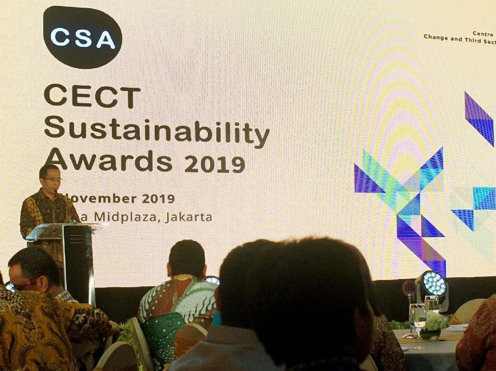 CECT Sustainability Awards 2019