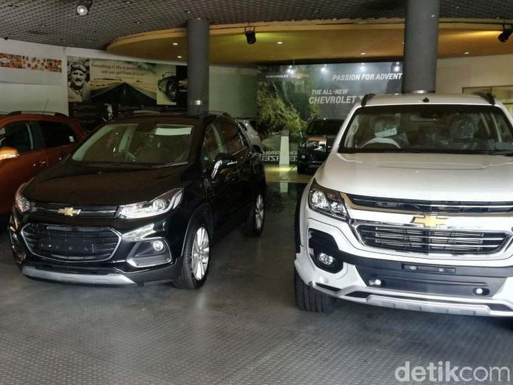 Chevrolet Baru Sadar Mobilnya Kemahalan