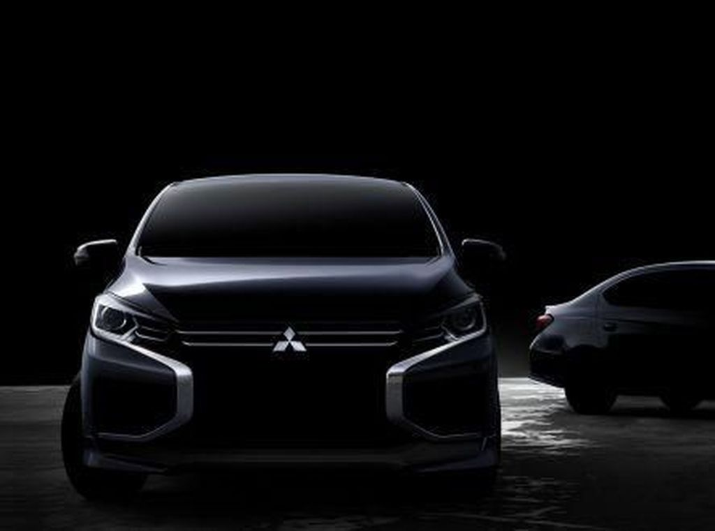Maaf, Mitsubishi Ogah Bawa Mirage Wajah Xpander ke RI