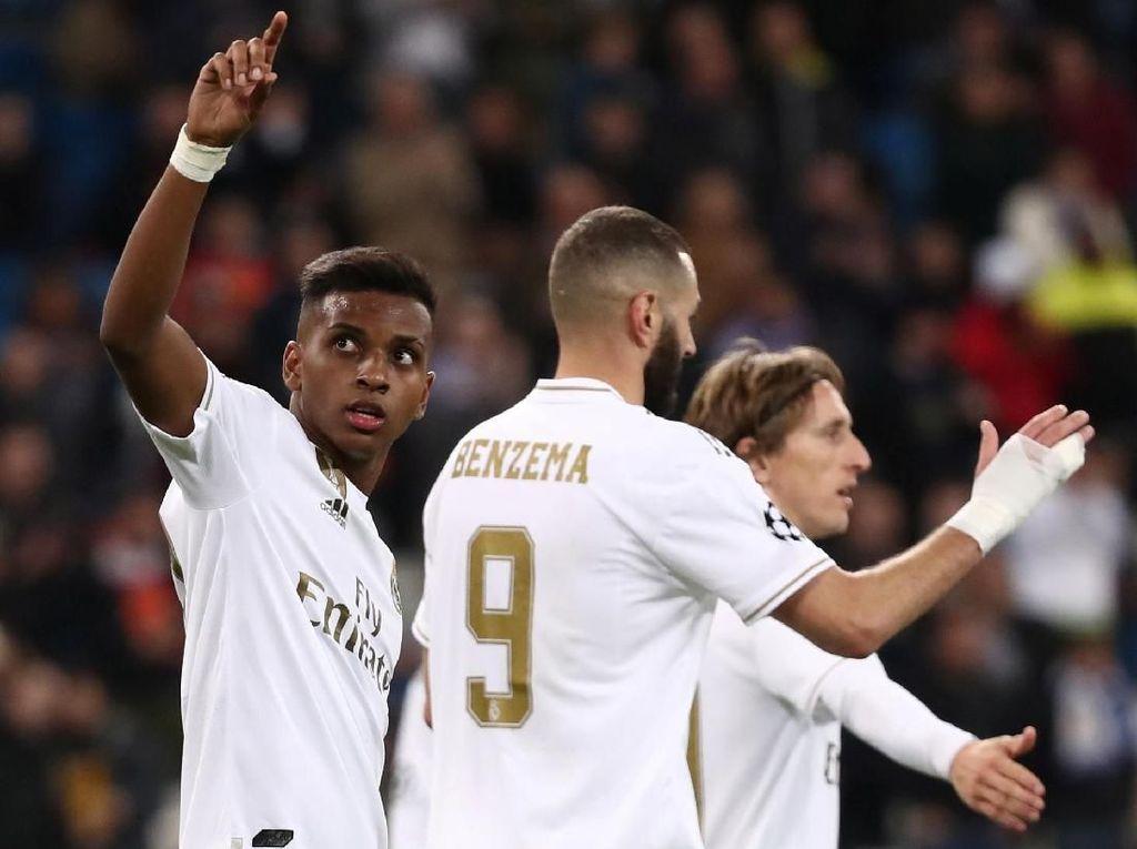 Enam Gol Bukti Rasa Hormat Real Madrid terhadap Galatasaray