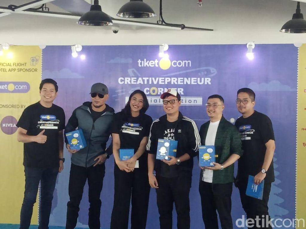 Berbagi Kisah Jadi Entrepreneur, Putri Tanjung: Nggak Bisa Instan