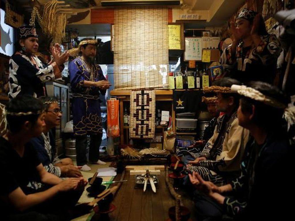 Jepang Dirikan Kompleks Penghormatan Suku Ainu