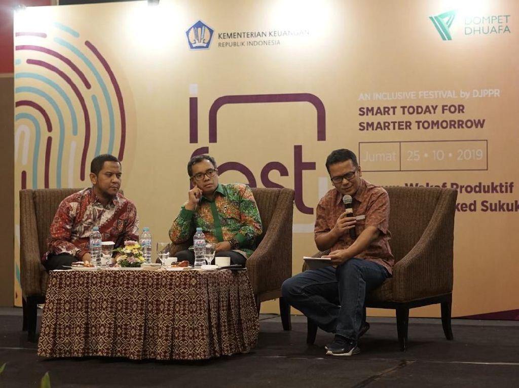 Tingkatkan Literasi Wakaf, Kemenkeu Gelar Forum CWLS di Makassar