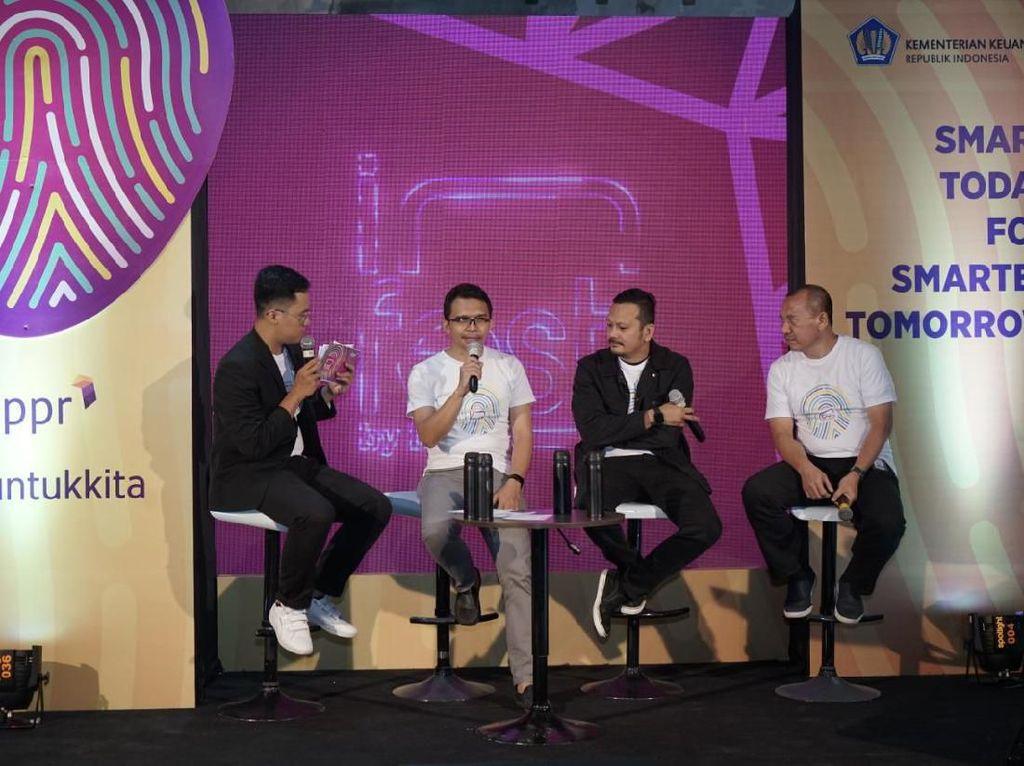 Kemenkeu Ajak Generasi Muda Makassar Jago Kelola Finansial