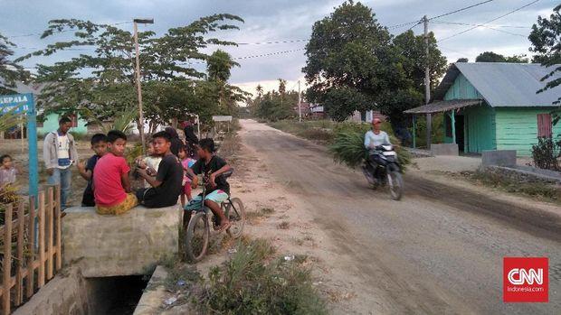 Anggaran Desa Fiktif Mengendap di Kas Pemda Konawe Sultra