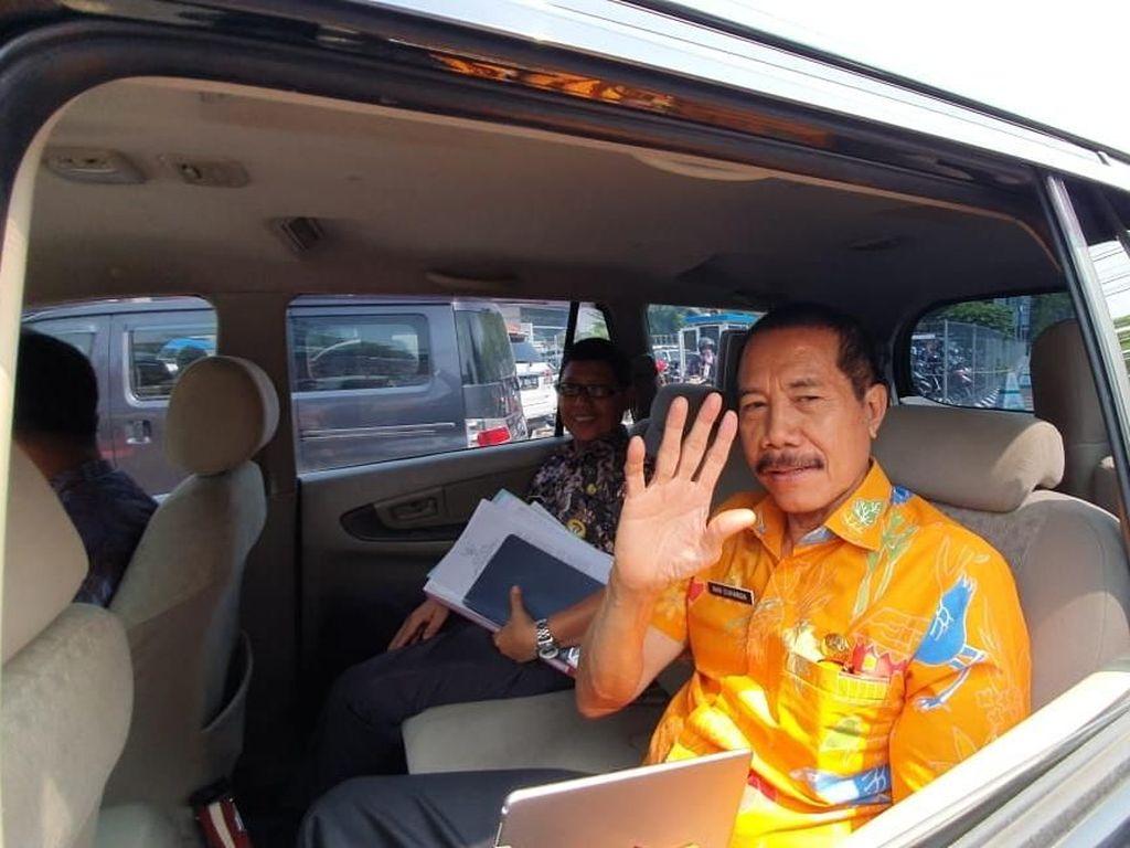 Kepala Bapenda Bekasi Diperiksa Polisi soal Surat Tugas Ormas Jaga Parkir