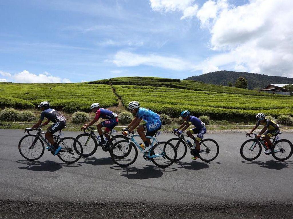 Pebalap Australia Jesse Ewart Juara Umum Tour de Singkarak