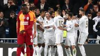 Real Madrid Gilas Galatasaray Setengah Lusin Gol!