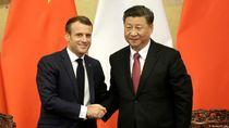 Prancis dan China Sepakati Kerja Sama Bisnis Senilai Lebih dari Rp 210 T